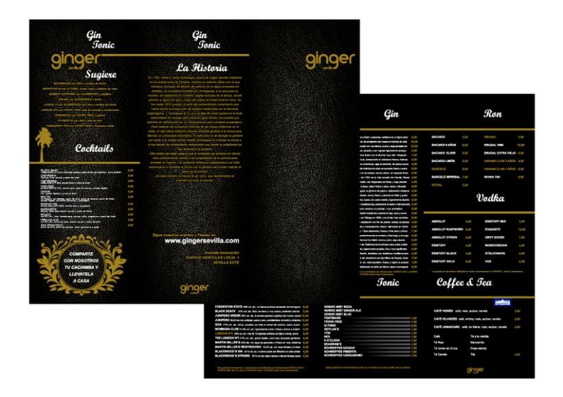 Diseño y Producción DE CARTA DE GINEBRAS GINGER -1