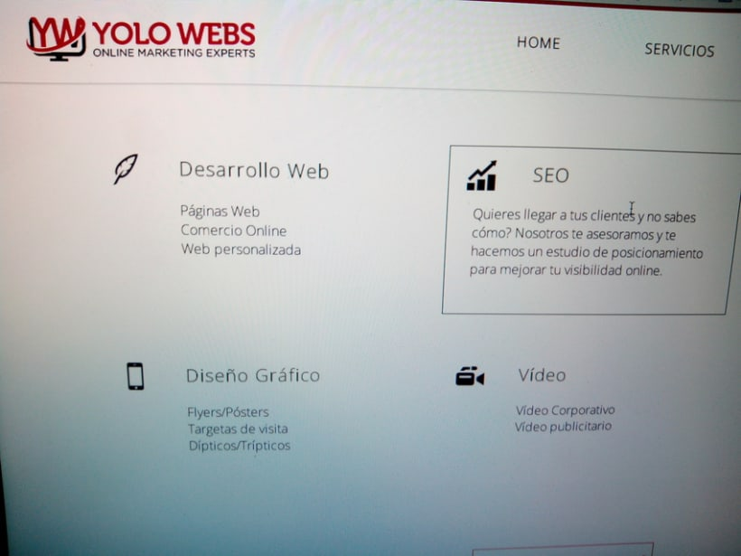 Buscamos comerciales para venta de páginas web -1