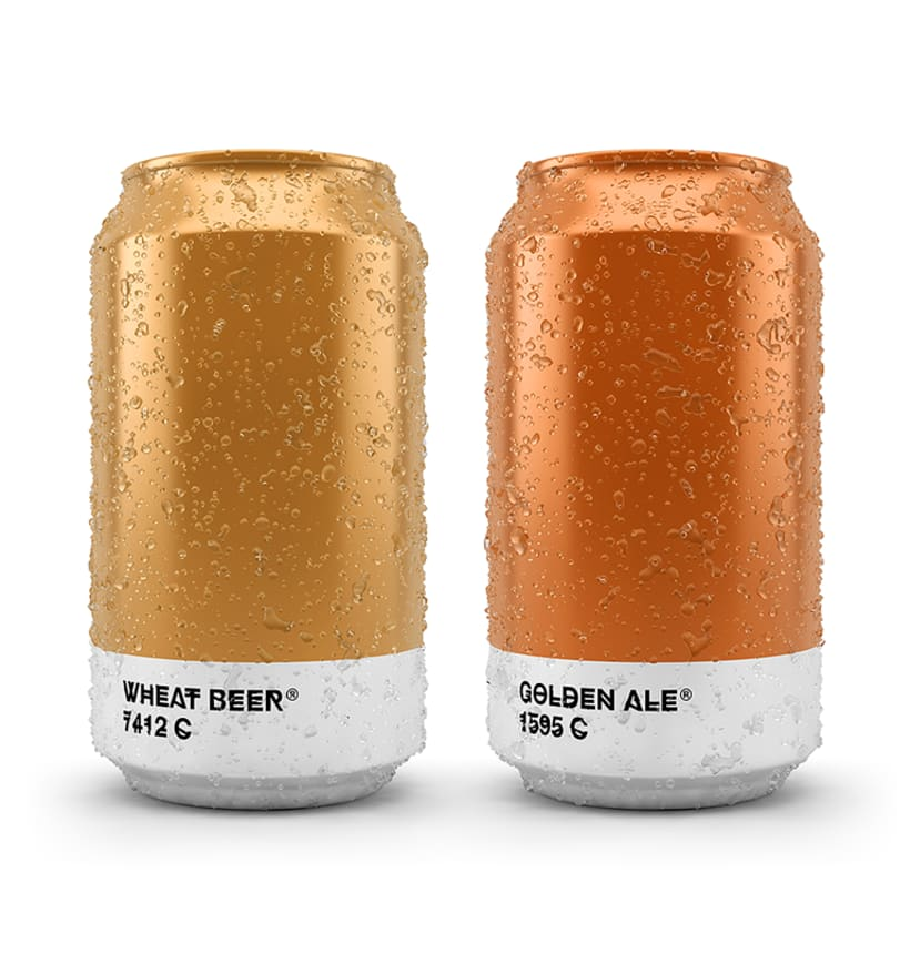 Beer colors 8