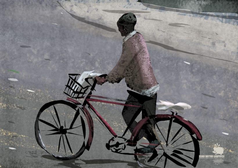 Speedpaint, ilustraciones en 30 min. 1