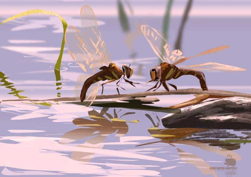Speedpaint, ilustraciones en 30 min. 3