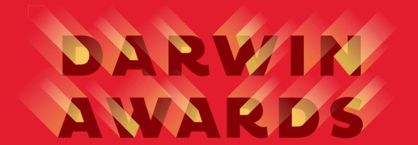 Infografía Premios Darwin a la estupidez humana  2