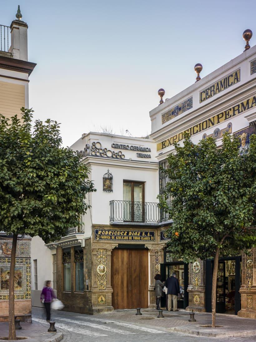 Museo de la Cerámica en Triana (Sevilla) 1