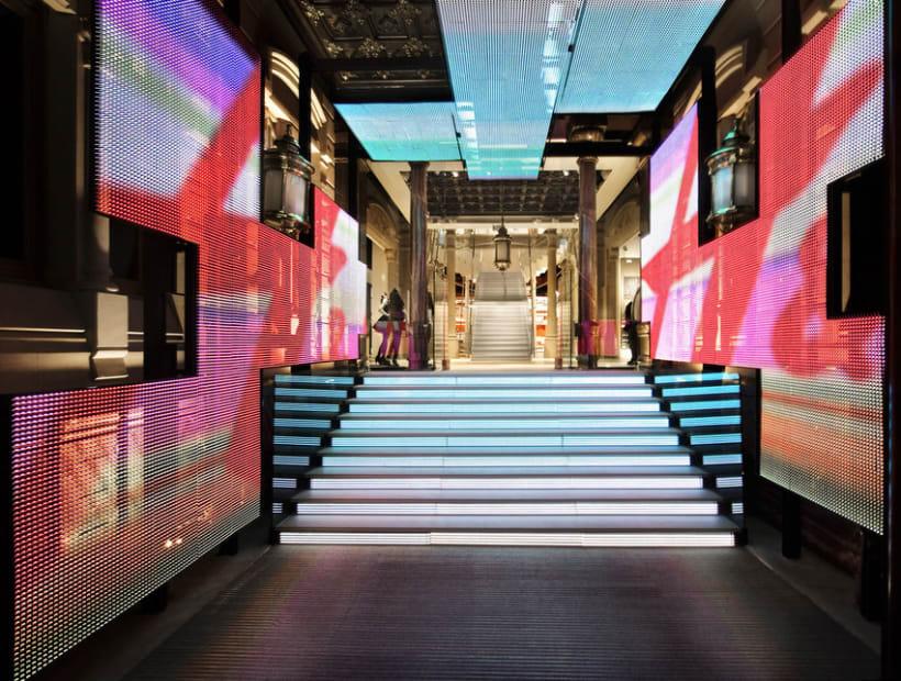 H&M Flagship store en Barcelona 1