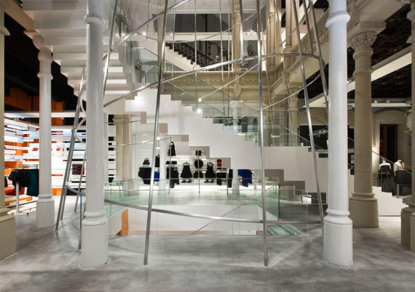 H&M Flagship store en Barcelona 3