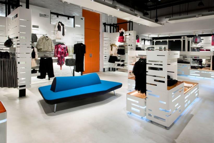 H&M Flagship store en Barcelona 5