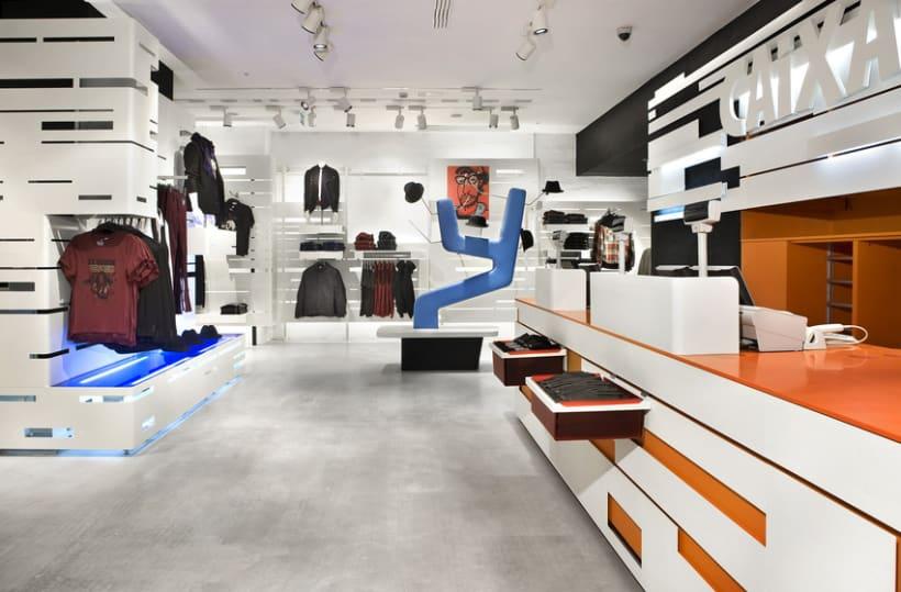 H&M Flagship store en Barcelona 6