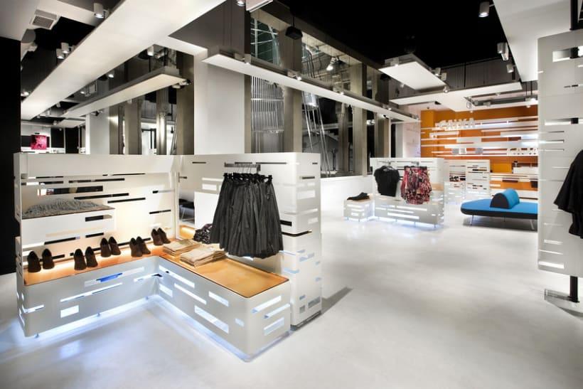 H&M Flagship store en Barcelona 7
