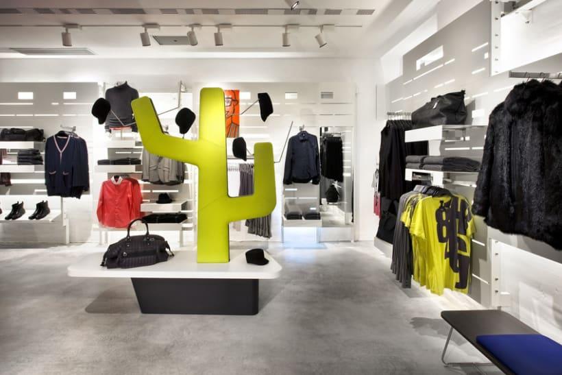 H&M Flagship store en Barcelona 8