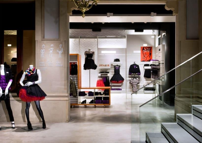 H&M Flagship store en Barcelona 9
