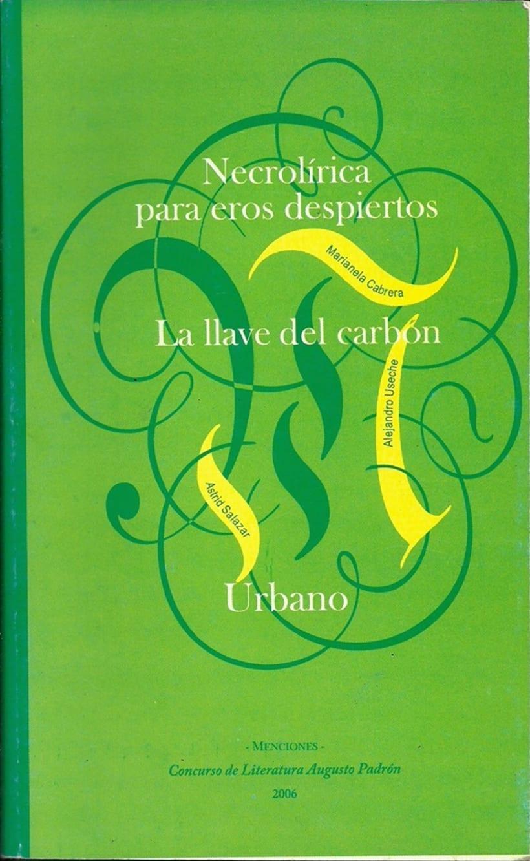 """Poemario """"Las Llaves de Carbón"""", de Alejandro Useche -1"""