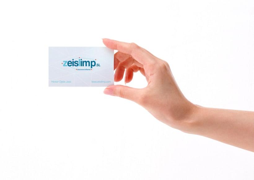 Zeislimp S.L. Branding y identidad 2