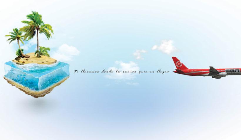 Santa Barbara Airlines 0