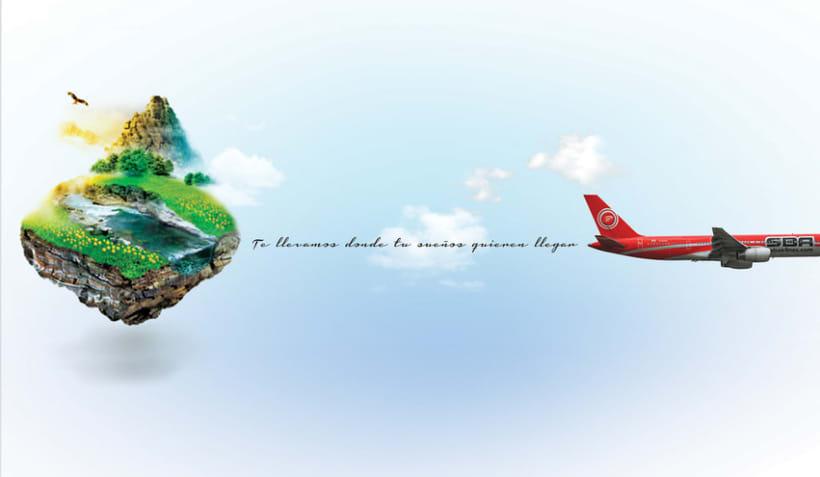 Santa Barbara Airlines 1