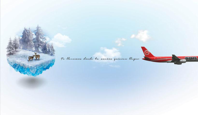 Santa Barbara Airlines 2