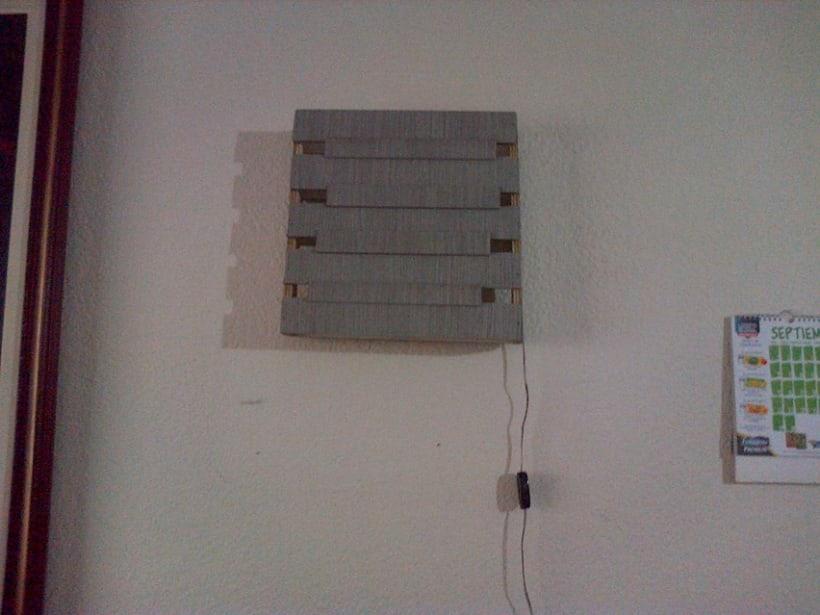 Lampara Nuevo proyecto Lamp Led 28