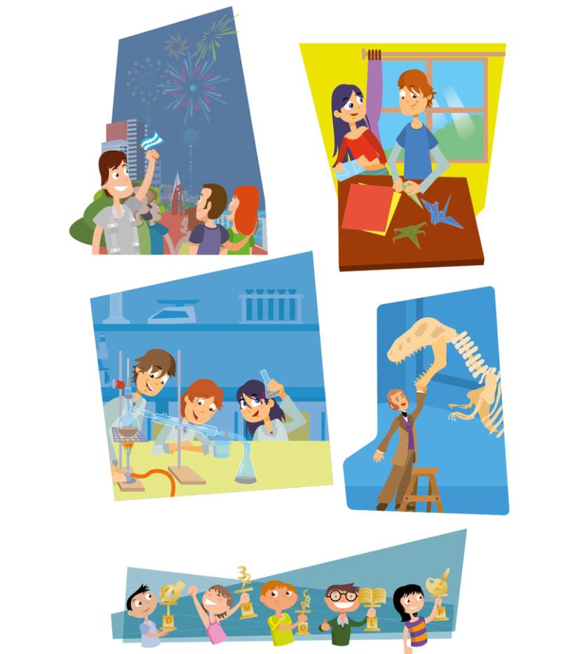 Ilustración (varios) 5