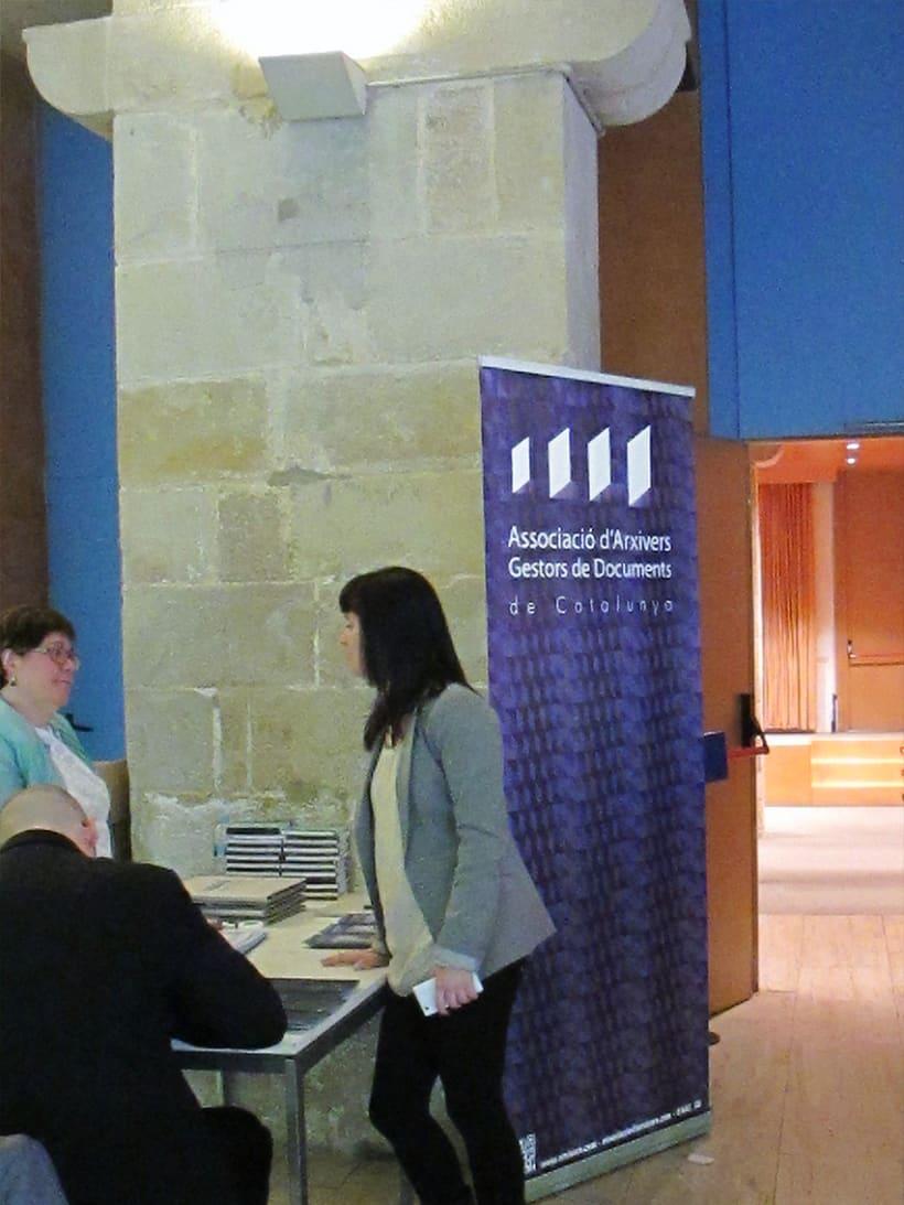 XI Jornades d'Estudi i debat - El sector arxivístic català: La crua realitat AAC-GD 2
