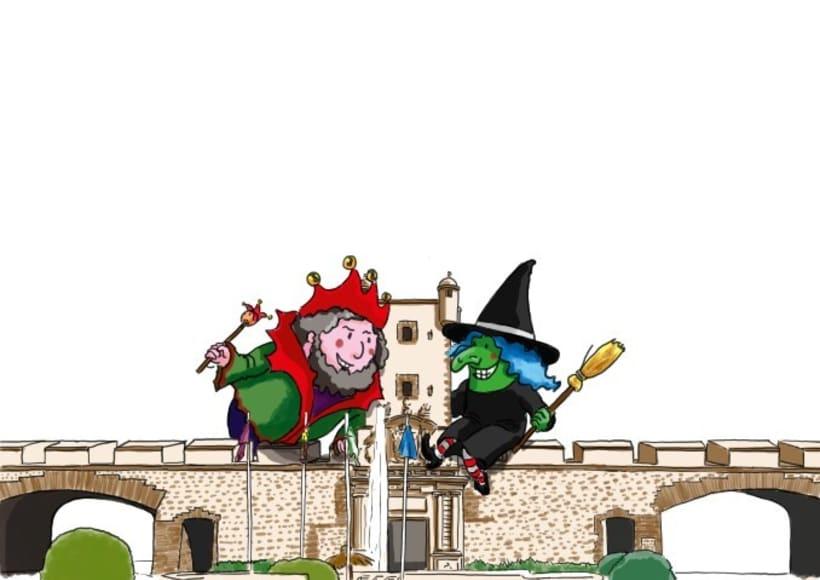 Carnaval de Cádiz para niños 5