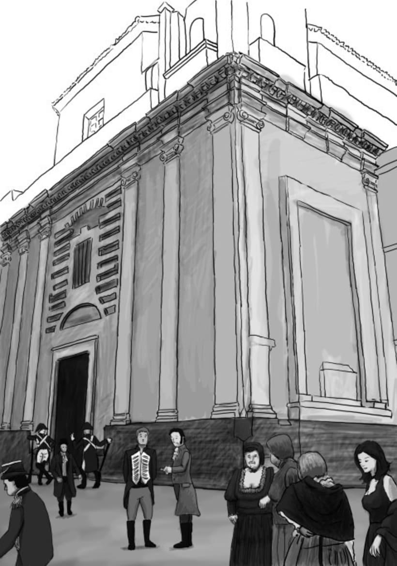 La gran aventura. Cádiz 2012 -1