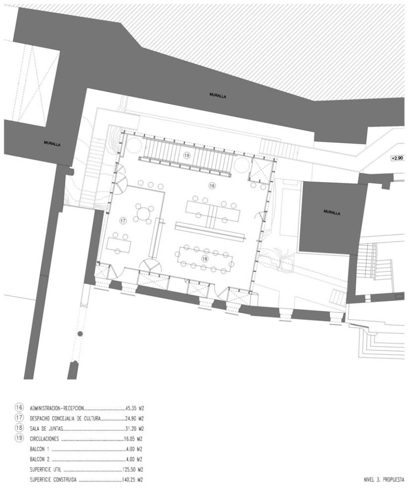 Oficinas en Badajoz 15