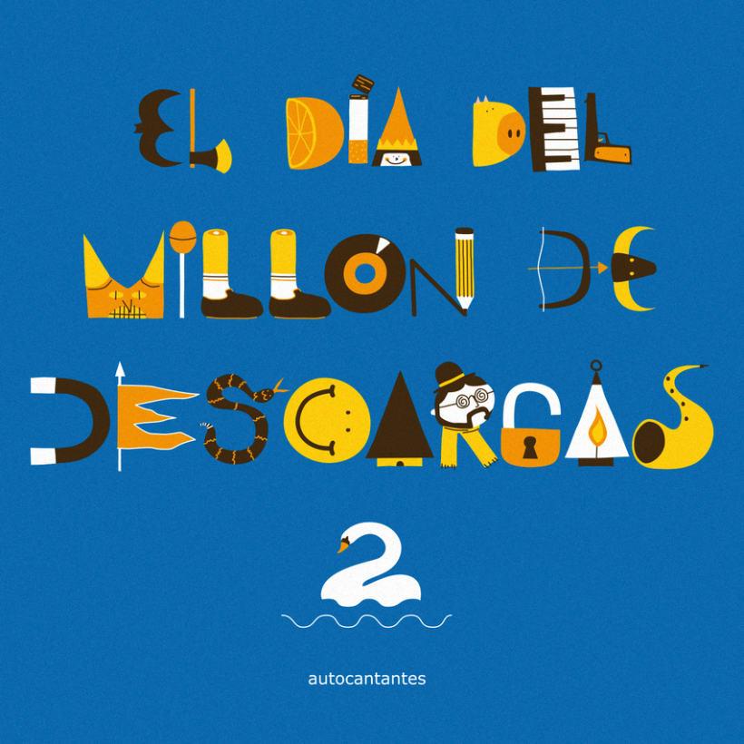 EL DÍA DEL MILLÓN DE DESCARGAS I & II 1