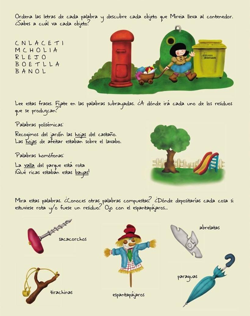 Ilustraciones fichas de apoyo SOGAMA 3
