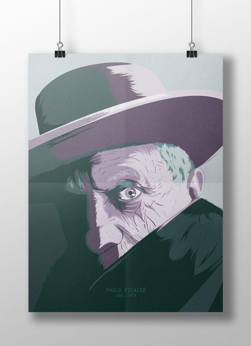 Pablo Picasso -1