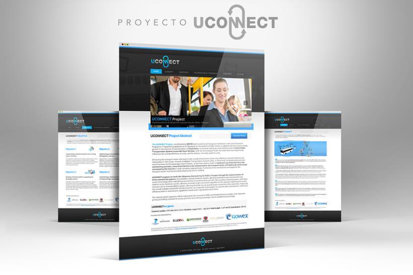 Web Proyectos I+D GOWEX 2