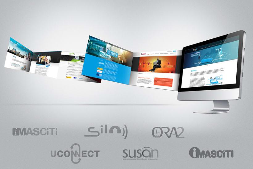 Web Proyectos I+D GOWEX 0