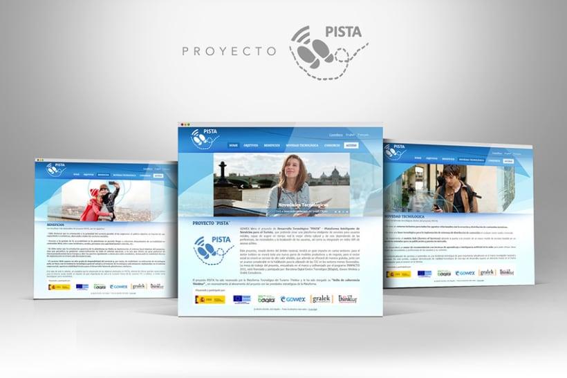 Web Proyectos I+D GOWEX 6