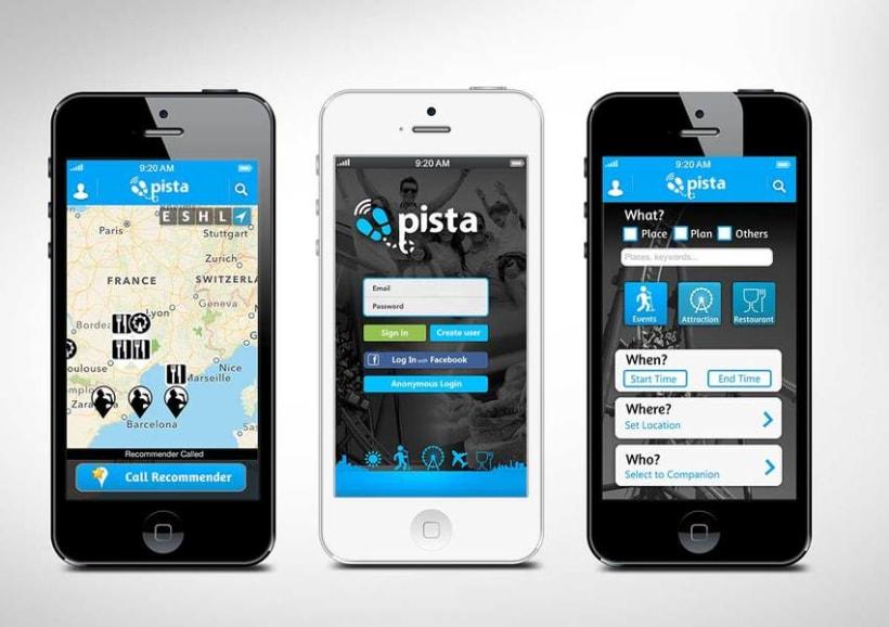 Aplicación PISTA 2