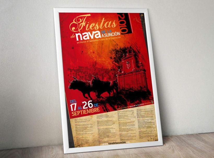 Cartel y programa oficial Fiestas 2010 0