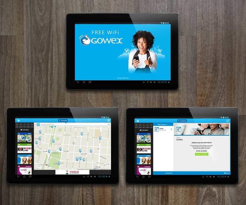 APP GOWEX Wifi Free 4