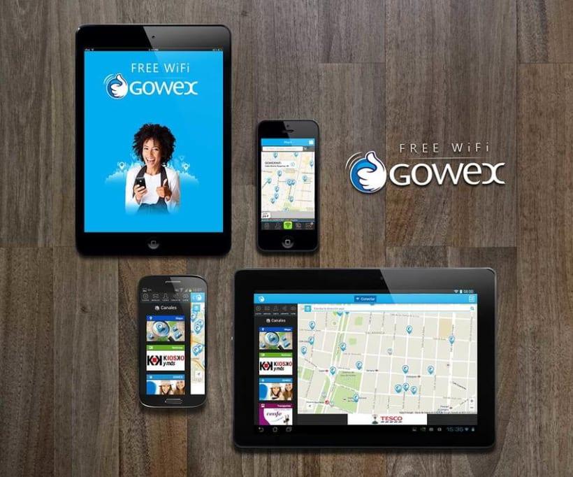 APP GOWEX Wifi Free 0