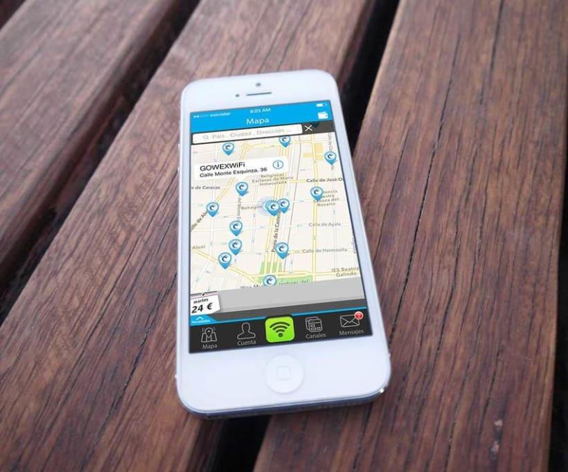 APP GOWEX Wifi Free 2