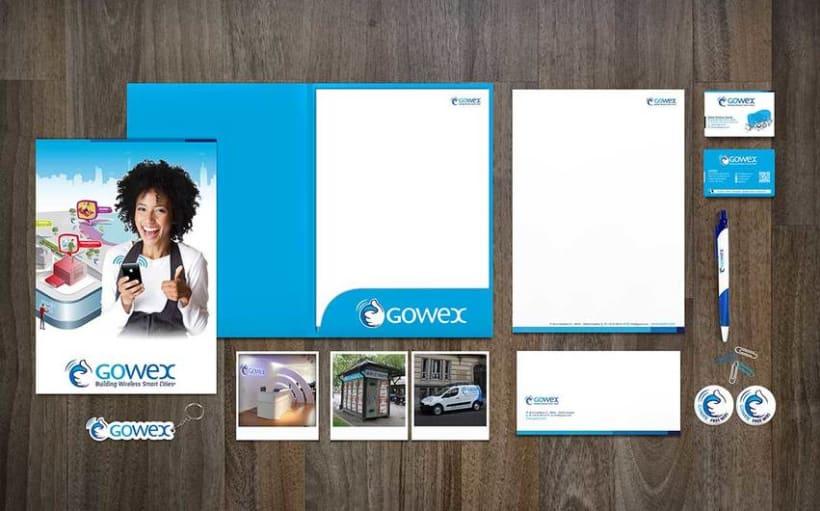 GOWEX identidad corporativa 2