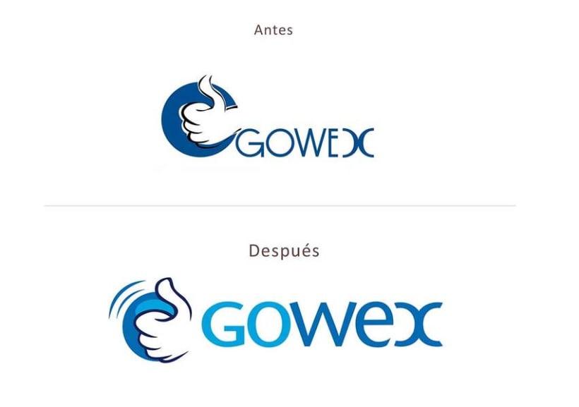 GOWEX identidad corporativa 1