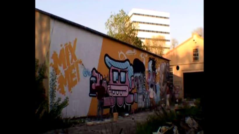 Mixed Media, el mural urbano (Director) 0