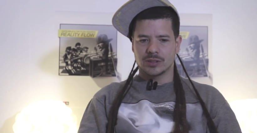 Video Entrevista a Rapsusklei - TheOtherFace Team (Cámara) 0