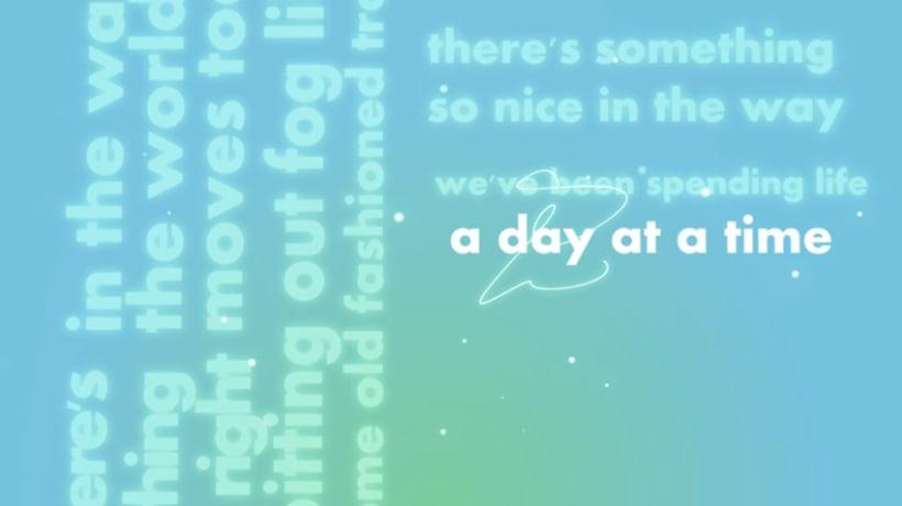'When you're older' by Jenny Mayhem. Video-lyrics. 2