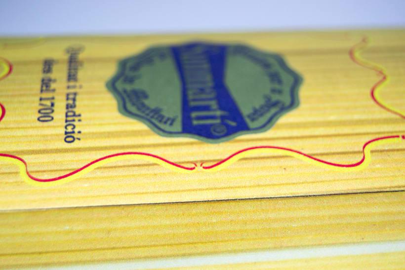 Packaging Pastes SanMartí 2