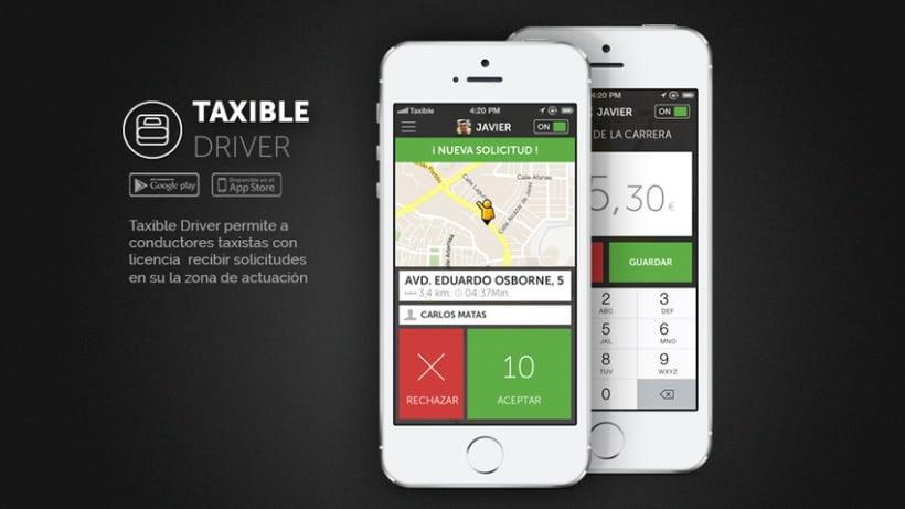 Taxible APP 1