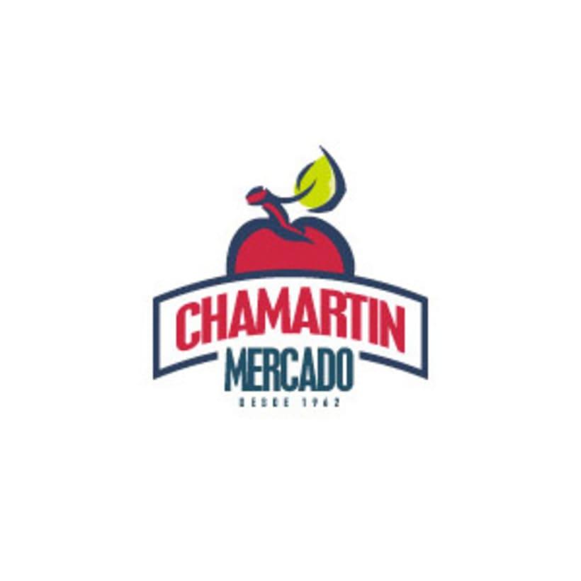Diseño Logotipo Mercado Chamartín -1
