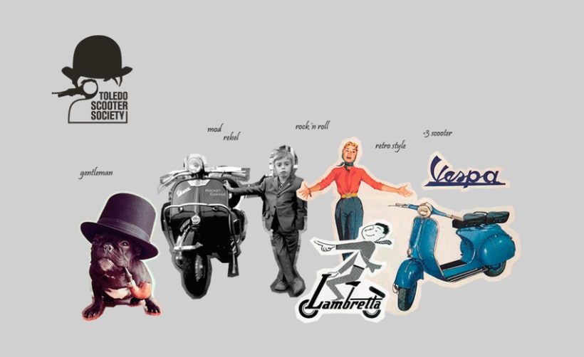 Toledo Scooter Society 1