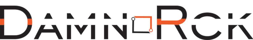 Logo Damn Rck -1