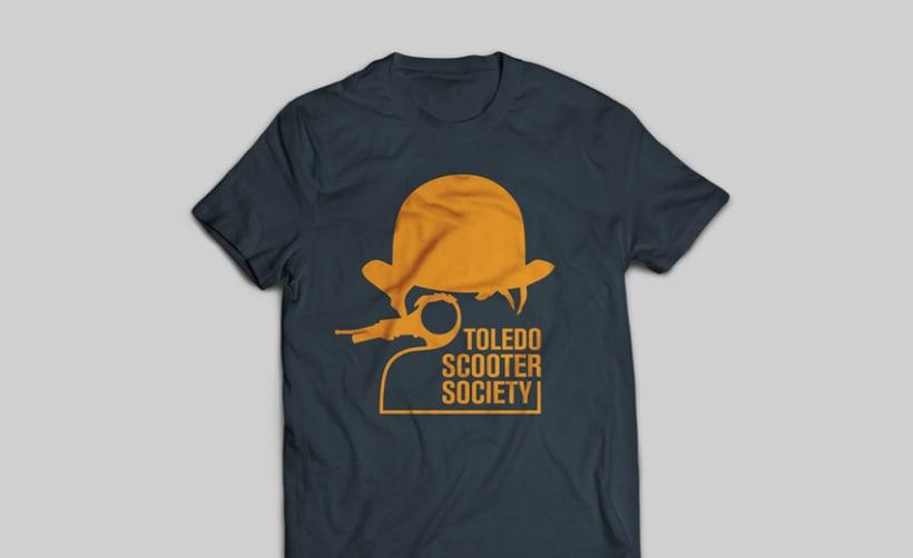 Toledo Scooter Society 5