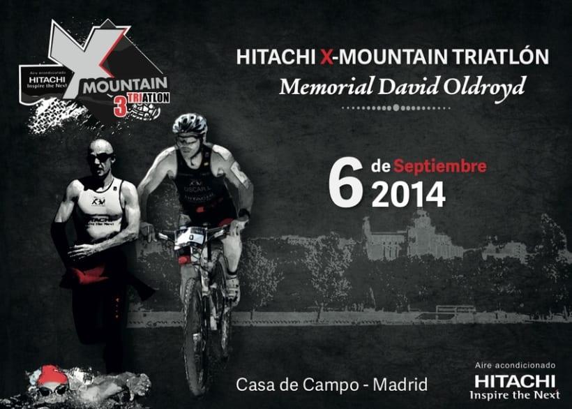 Promoción Triatlón Hitachi XMTB Casa de Campo 1