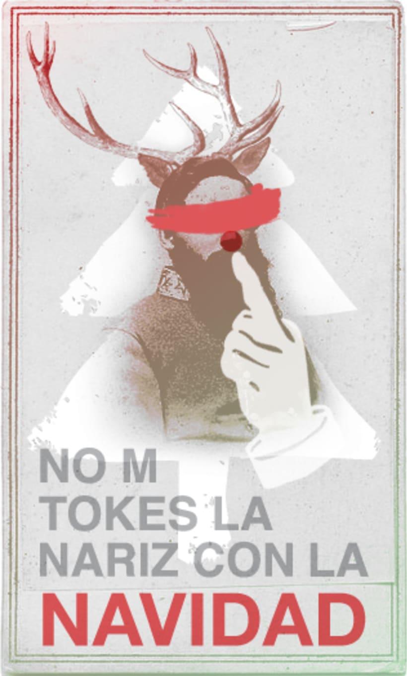 No m tokes la nariz con la Navidad 2012 0