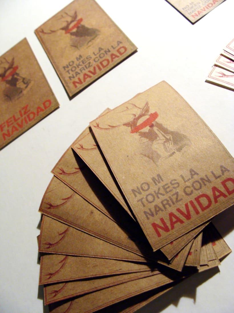No m tokes la nariz con la Navidad 2012 3